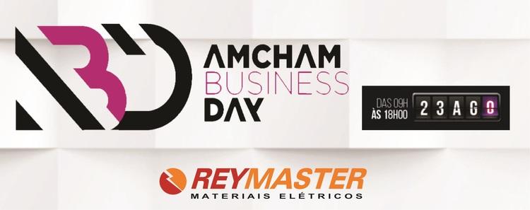 Reymaster participa de evento de negócios da AMCHAM em Curitiba