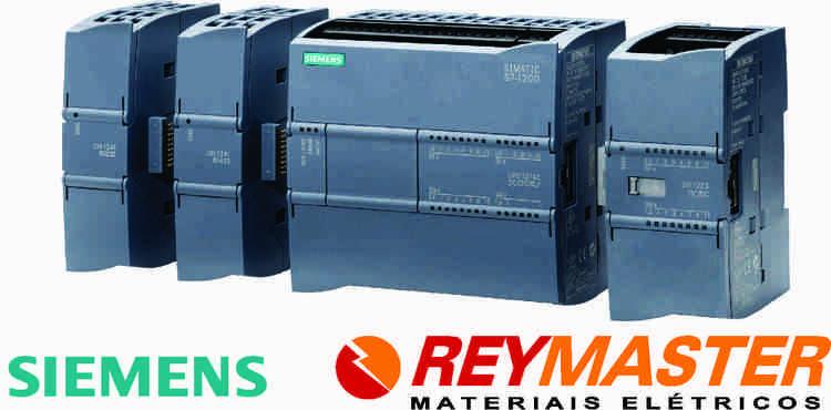 Reymaster e Siemens oferecem cursos de Automação Industrial e Acionamento