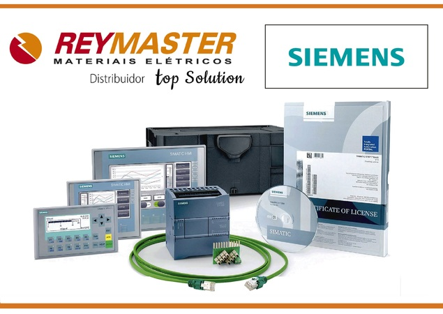 Reymaster é um distribuidor certificado Top Solution Siemens