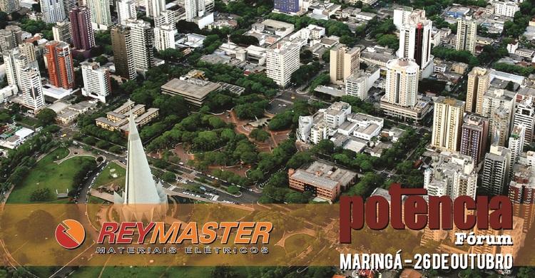 Reymaster confirma presença no Fórum Potência e Feira Metal Mecânica em Maringá (PR)