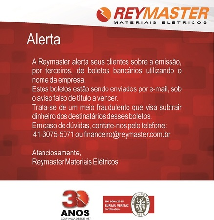 ALERTA REYMASTER