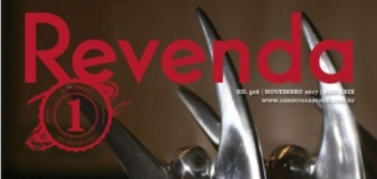 Revista Revenda divulga matéria sobre os 30 anos da Reymaster