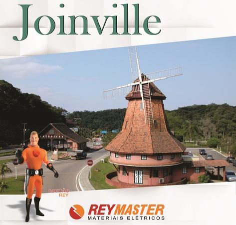 Reymaster Materiais Elétricos abre nova unidade em Joinville