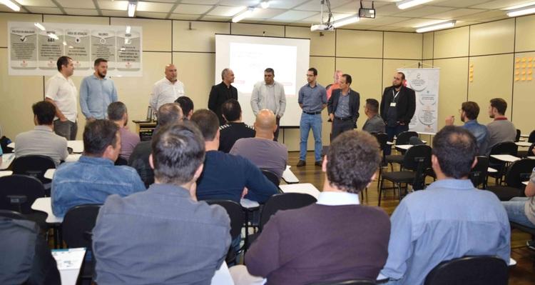 Workshop discute Manutenção na Indústria 4.0