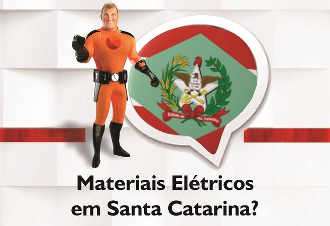 Materiais Elétricos em Santa Catarina são na Reymaster!
